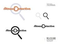 Fitness Detective Logo FINAL